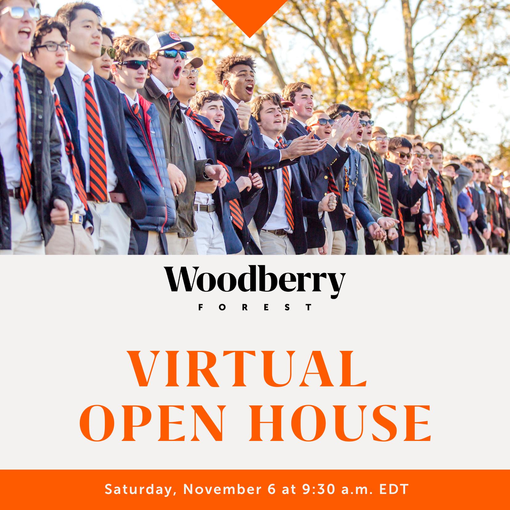Virtual Open House Invite